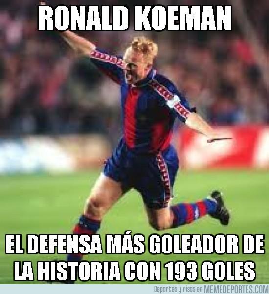31357 - Ronald Koeman
