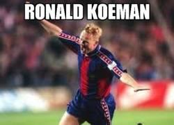 Enlace a Ronald Koeman
