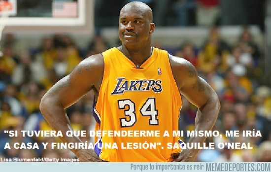 31719 - Shaquille O'neal