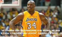 Enlace a Shaquille O'neal
