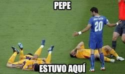 Enlace a Pepe estuvo aquí