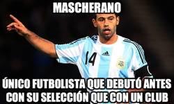 Enlace a Mascherano