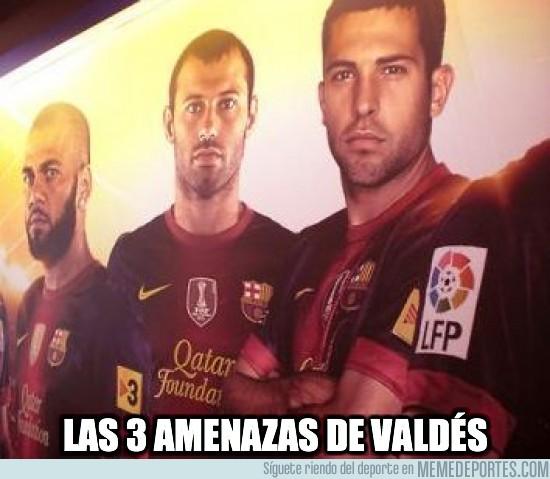 32062 - Las 3 amenazas de Valdés