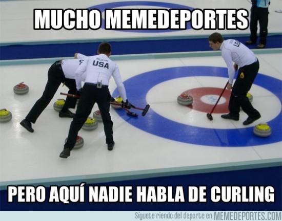 32551 - ¿Y el curling qué?