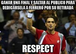 Enlace a Respect para Ferrer