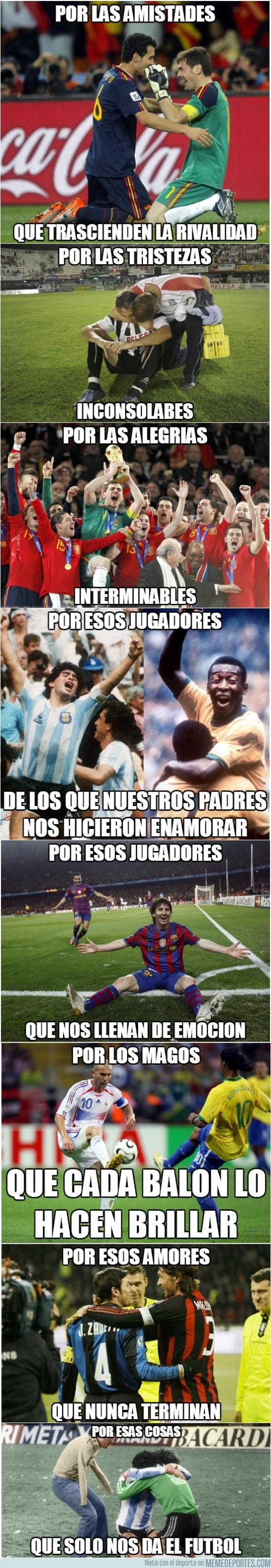 33304 - Fútbol ayer, ahora y siempre