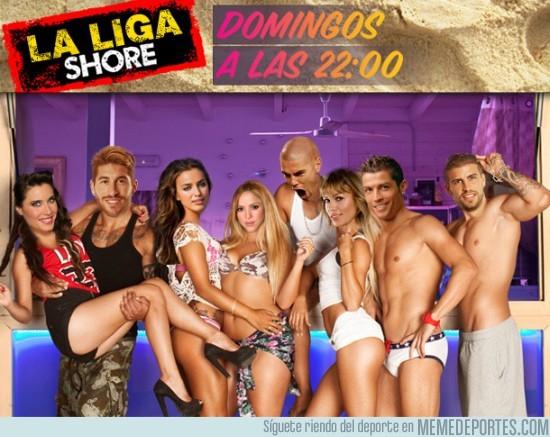 33385 - #LaLigaShore