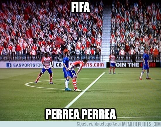 33427 - Perreo en FIFA