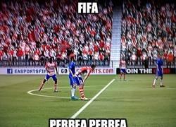 Enlace a Perreo en FIFA
