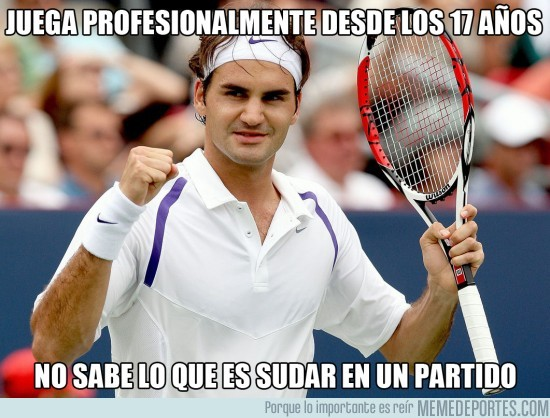 33567 - El legendario Roger Federer