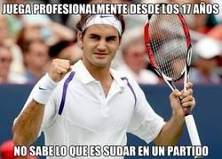 Enlace a El legendario Roger Federer
