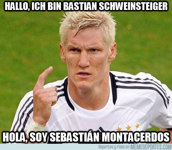 33741 - Hallo, ich bin Bastian Schweinsteiger