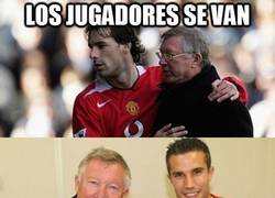 Enlace a Sir Alex Ferguson, un mito