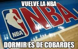Enlace a Vuelve la NBA