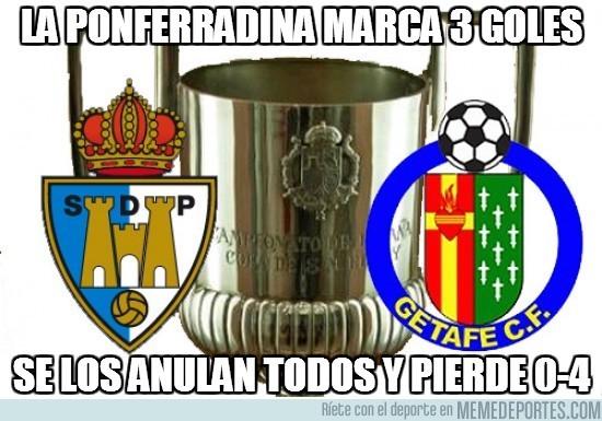 34335 - La Ponferradina marca 3 goles