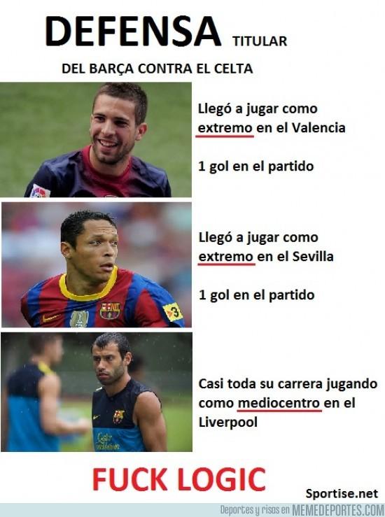 34817 - ¿Defensa del Barça?