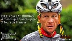 Enlace a Nueva campaña de Lance Armstrong
