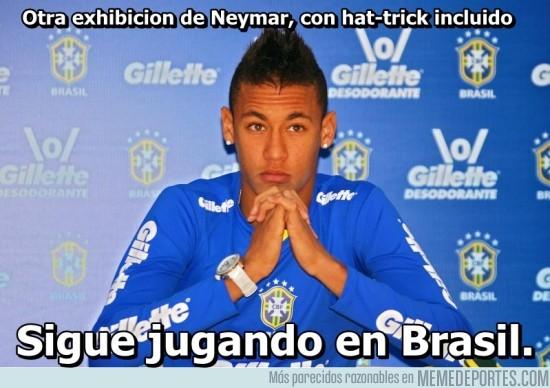 35035 - Otra exhibición de Neymar