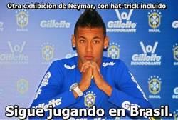 Enlace a Otra exhibición de Neymar