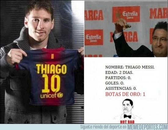 35156 - Thiago Messi