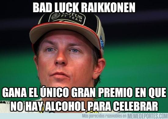 35158 - Bad Luck Raikkonen