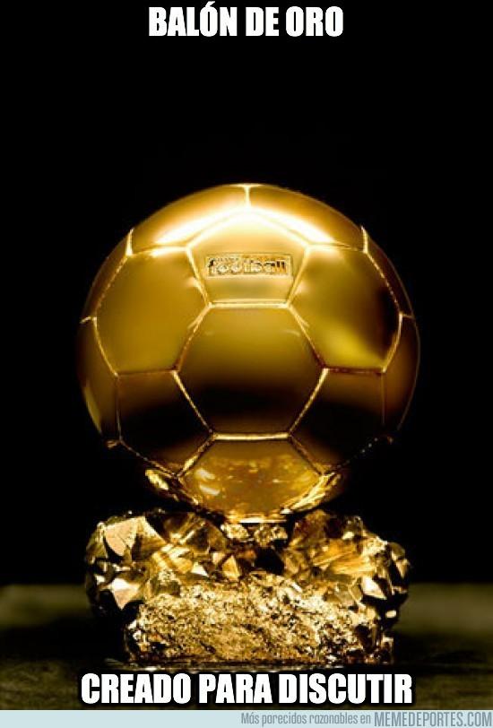 35407 - Balón de oro