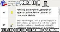 Enlace a Pedro León
