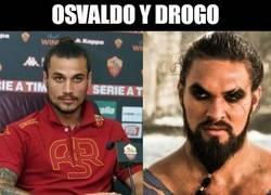 Enlace a Osvaldo y Drogo