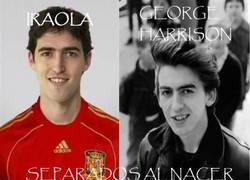 Enlace a Iraola - George Harrison