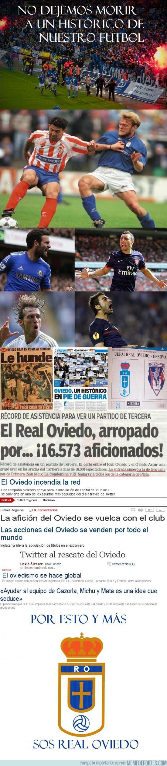 36334 - Salvemos al Real Oviedo