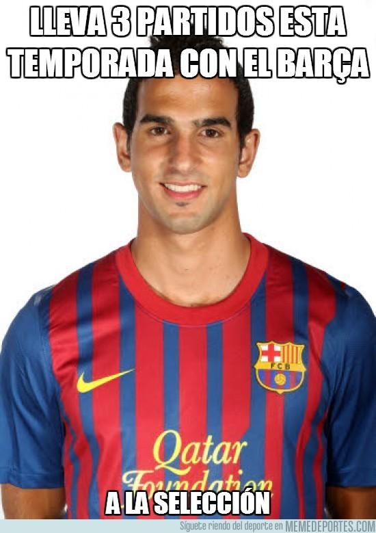 36913 - Lleva 3 partidos esta temporada con el Barça
