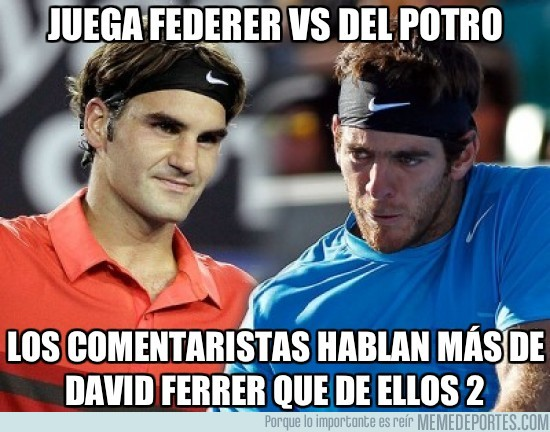37345 - Juega Federer vs Del Potro