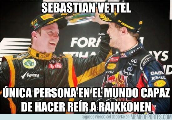 37420 - Sebastian Vettel, único