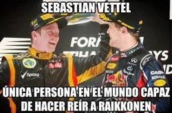 Enlace a Sebastian Vettel, único