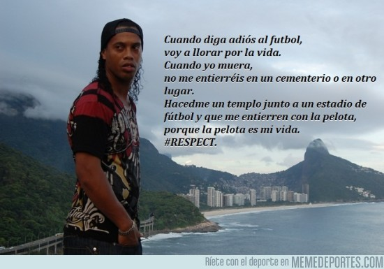 37511 - Ronaldinho, todo un crack