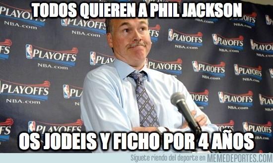 38290 - Todos quieren a Phil Jackson
