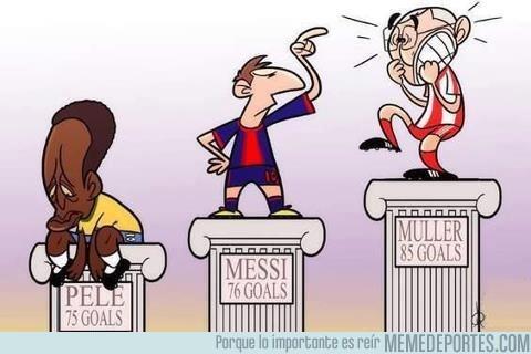 38366 - Messi, el rompe récords