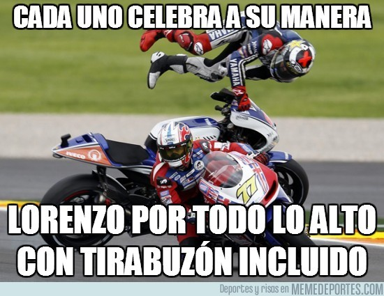 38472 - Celebración del campeonato de Lorenzo