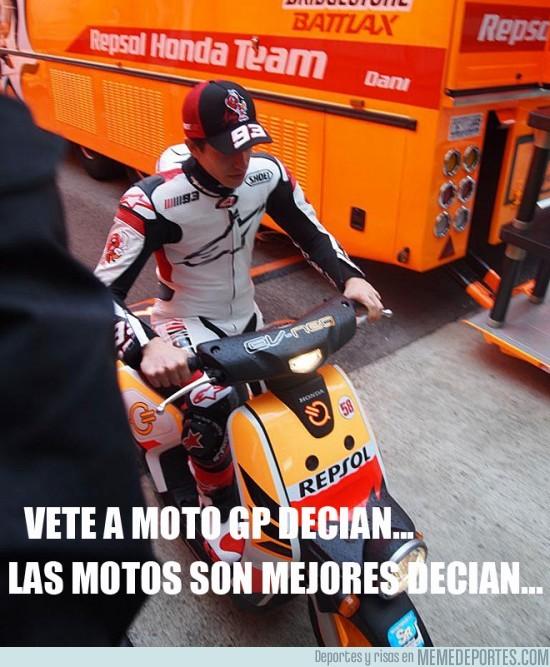 38870 - Marc Márquez en MotoGP