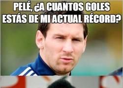 Enlace a Pelé responde