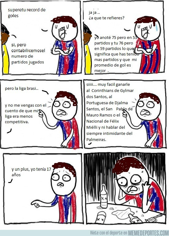 39634 - Messi depresivo