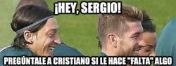 Enlace a ¡Hey, Sergio!
