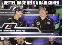 Enlace a Vettel lo vuelve a hacer