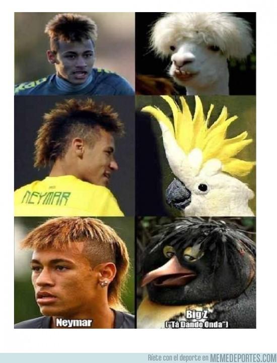 40497 - Neymar y sus semejantes
