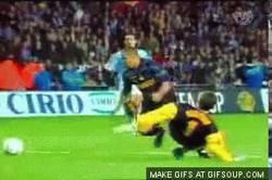 Enlace a GIF: Para el recuerdo... Ronaldo