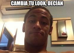 Enlace a Con este cambio de look, ¿reconocerías a Neymar por la calle?