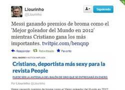 Enlace a Analisis del balón de oro con @Llourinho