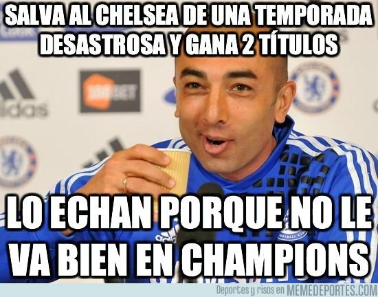 42177 - Salva al Chelsea de una temporada desastrosa y gana 2 títulos