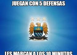 Enlace a Juegan con 5 defensas
