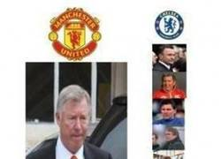 Enlace a Fergie vs Chelsea